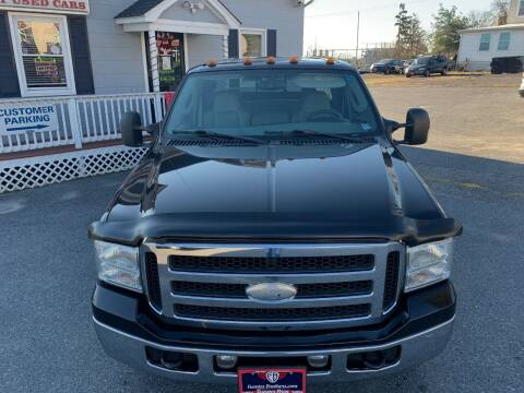 2005 Ford F-350 Super Duty for sale at Fuentes Brothers Auto Sales in Jessup MD