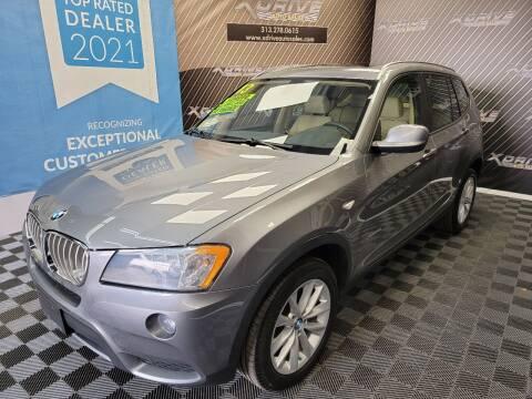 2013 BMW X3 for sale at X Drive Auto Sales Inc. in Dearborn Heights MI