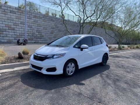 2018 Honda Fit for sale at AUTO HOUSE TEMPE in Tempe AZ
