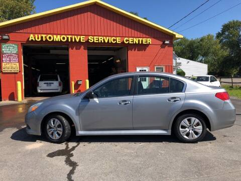 2010 Subaru Legacy for sale at ASC Auto Sales in Marcy NY