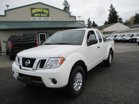 2019 Nissan Frontier for sale at Emerald City Auto Inc in Seattle WA