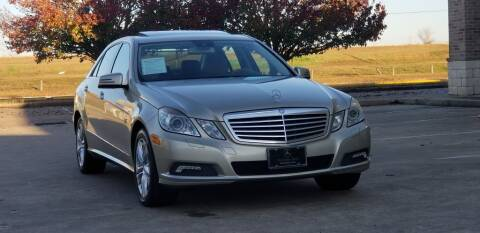 2010 Mercedes-Benz E-Class for sale at America's Auto Financial in Houston TX