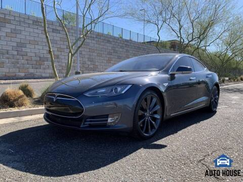 2015 Tesla Model S for sale at AUTO HOUSE TEMPE in Tempe AZ