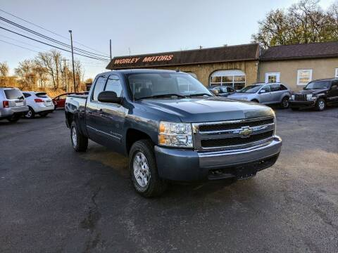 2008 Chevrolet Silverado 1500 for sale at Worley Motors in Enola PA