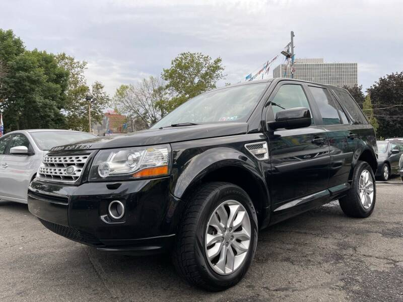 2015 Land Rover LR2 for sale at JOANKA AUTO SALES in Newark NJ