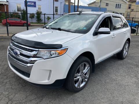 2013 Ford Edge for sale at B & M Auto Sales INC in Elizabeth NJ