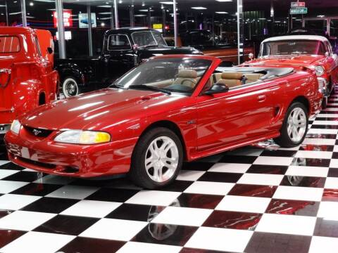 1998 Ford Mustang for sale at Wagner's Classic Cars in Bonner Springs KS