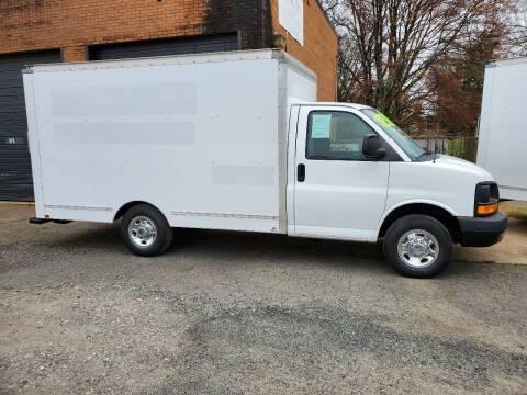 2012 GMC Savana Cutaway for sale at H & H Enterprise Auto Sales Inc in Charlotte NC