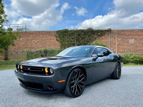 2016 Dodge Challenger for sale at RoadLink Auto Sales in Greensboro NC