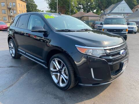 2013 Ford Edge for sale at Streff Auto Group in Milwaukee WI