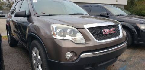 2011 GMC Acadia for sale at Yep Cars in Dothan AL