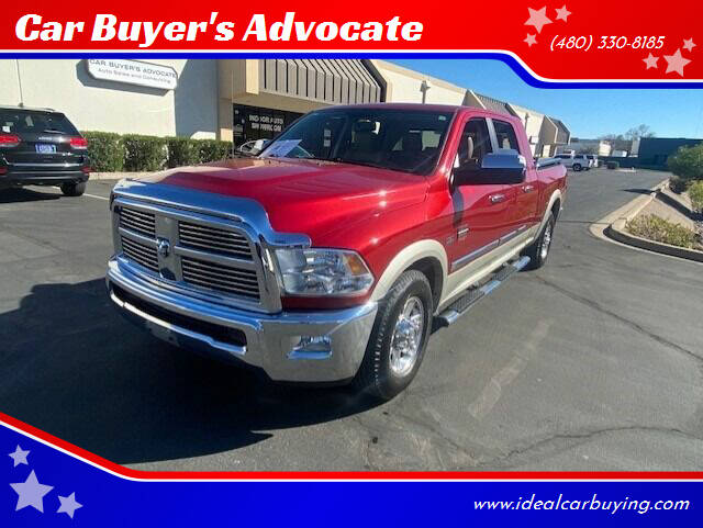 2010 Dodge Ram Pickup 2500 for sale at Car Buyer's Advocate in Phoenix AZ