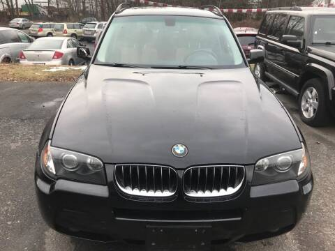 2006 BMW X3 for sale at GMG AUTO SALES in Scranton PA
