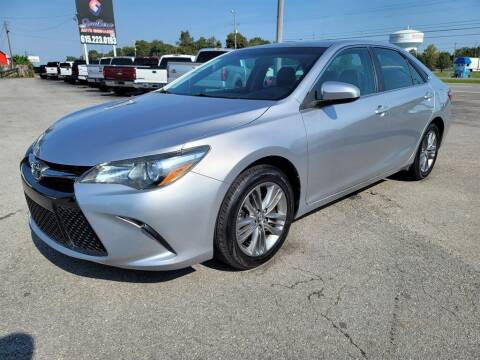 2016 Toyota Camry for sale at Southern Auto Exchange in Smyrna TN
