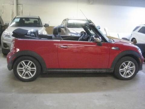2012 MINI Cooper Convertible for sale at ELITE AUTOMOTIVE in Euclid OH