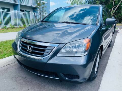 2010 Honda Odyssey for sale at LA Motors Miami in Miami FL