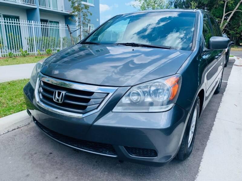 2010 Honda Odyssey for sale at LA Motors Miami in Miami FL