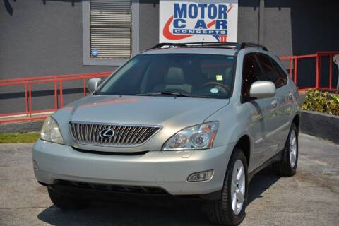 2007 Lexus RX 350 for sale at Motor Car Concepts II - Apopka Location in Apopka FL