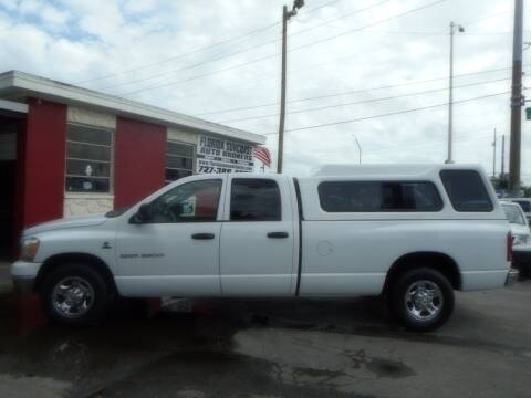 2006 Dodge Ram Pickup 2500 for sale at Florida Suncoast Auto Brokers in Palm Harbor FL