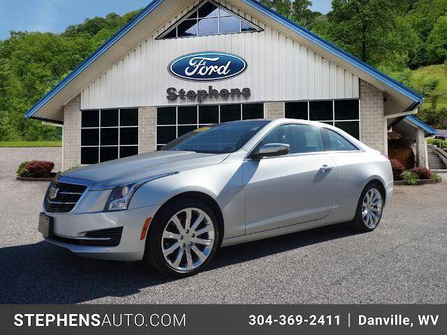 2018 Cadillac ATS for sale at Stephens Auto Center of Beckley in Beckley WV