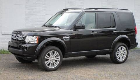 2011 Land Rover LR4 for sale at Kohmann Motors & Mowers in Minerva OH