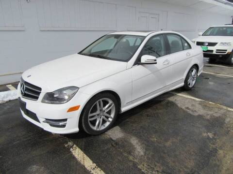 2014 Mercedes-Benz C-Class for sale at Kar Kraft in Gilford NH