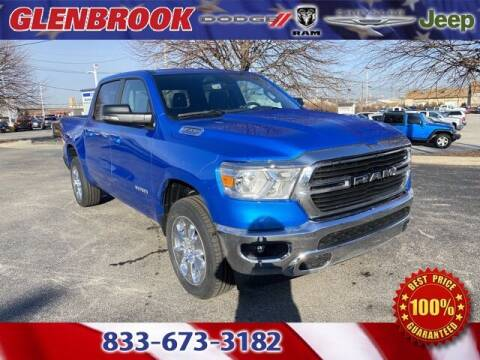 2021 RAM Ram Pickup 1500 for sale at Glenbrook Dodge Chrysler Jeep Ram and Fiat in Fort Wayne IN