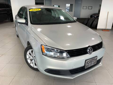 2011 Volkswagen Jetta for sale at Auto Mall of Springfield in Springfield IL