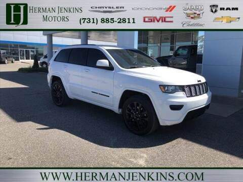 2018 Jeep Grand Cherokee for sale at Herman Jenkins Used Cars in Union City TN