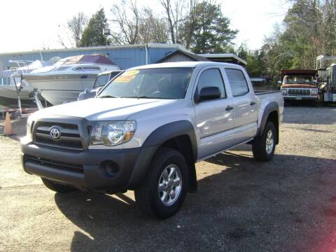 2011 Toyota Tacoma for sale at Tom Boyd Motors in Texarkana TX