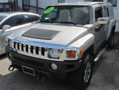 2007 HUMMER H3 for sale at Express Auto Sales in Lexington KY