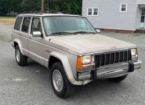 1995 Jeep Cherokee for sale at Cobalt Cars in Atlanta GA