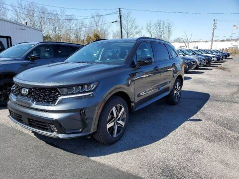 2021 Kia Sorento for sale at Chantz Scott Kia in Kingsport TN