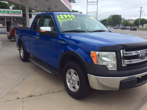 2013 Ford F-150 for sale at Harrison Family Motors in Topeka KS