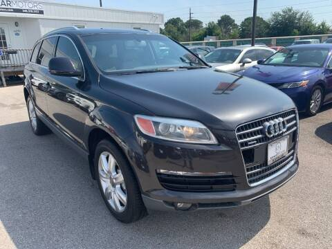 2007 Audi Q7 for sale at KAYALAR MOTORS in Houston TX