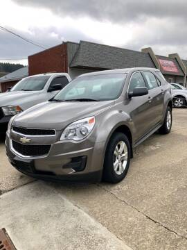 2010 Chevrolet Equinox for sale at Stephen Motor Sales LLC in Caldwell OH