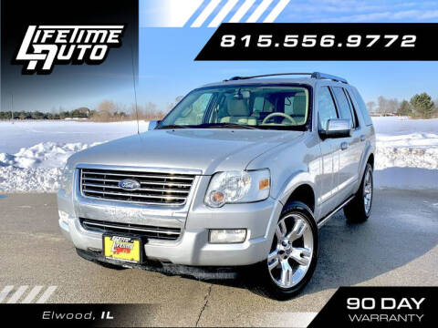 2009 Ford Explorer for sale at Lifetime Auto in Elwood IL