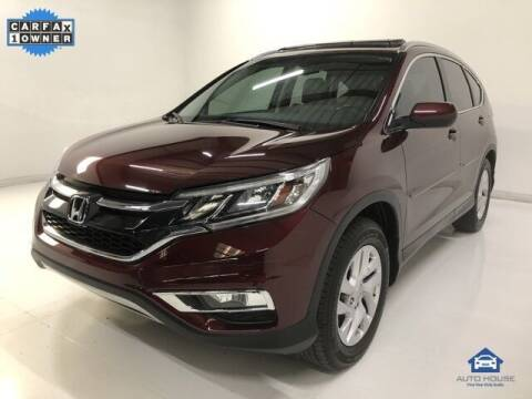 2015 Honda CR-V for sale at MyAutoJack.com @ Auto House in Tempe AZ