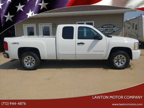 2011 Chevrolet Silverado 1500 for sale at Lawton Motor Company in Lawton IA
