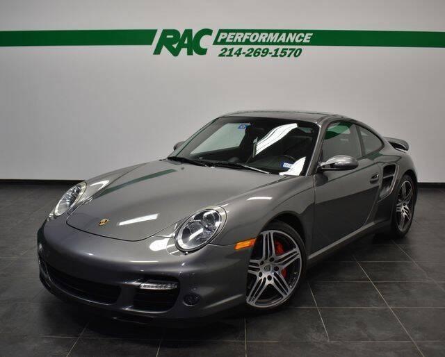 2007 Porsche 911 for sale at RAC Performance in Carrollton TX