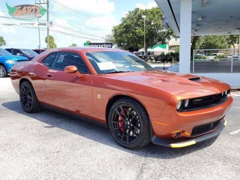 2021 Dodge Challenger for sale at GATOR'S IMPORT SUPERSTORE in Melbourne FL
