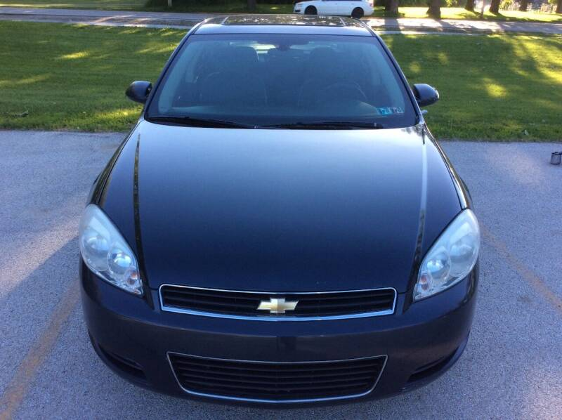 2008 Chevrolet Impala for sale at Luxury Cars Xchange in Lockport IL