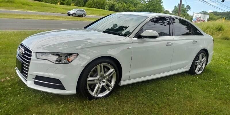 2016 Audi A6 for sale at Motorsport Garage in Neshanic Station NJ