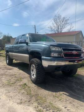2007 Chevrolet Silverado 1500 Classic for sale at Murphy MotorSports of the Carolinas in Parkton NC