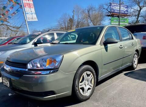 2004 Chevrolet Malibu for sale at WOLF'S ELITE AUTOS in Wilmington DE