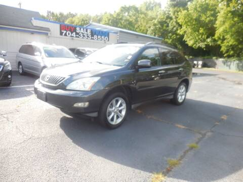 2009 Lexus RX 350 for sale at Uptown Auto Sales in Charlotte NC
