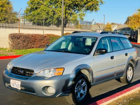 2007 Subaru Outback for sale at United Star Motors in Sacramento CA