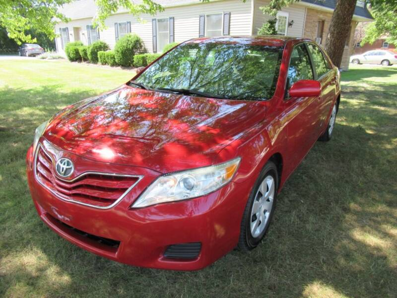 2010 Toyota Camry for sale at Lake County Auto Sales in Painesville OH
