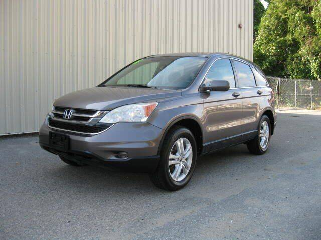 2011 Honda CR-V for sale at Jareks Auto Sales in Lowell MA