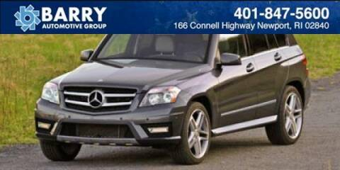2011 Mercedes-Benz GLK for sale at BARRYS Auto Group Inc in Newport RI